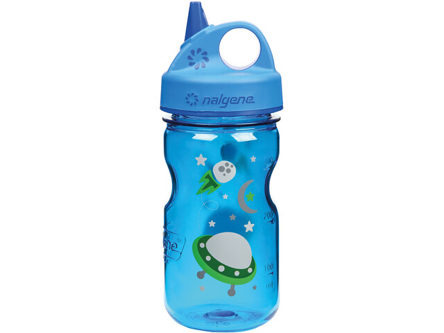 Nalgene Everyday Grip-n-Gulp Trinkflasche 350ml blau space